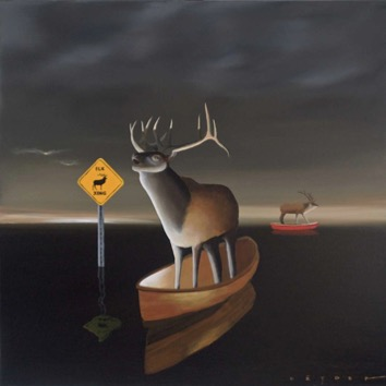 robert-deyber-elk-crossing