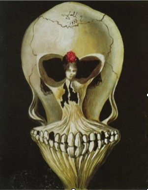 salvador-dali-ballerina-in-a-deaths-head-1939
