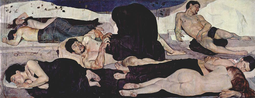 ferdinand_hodler_the night