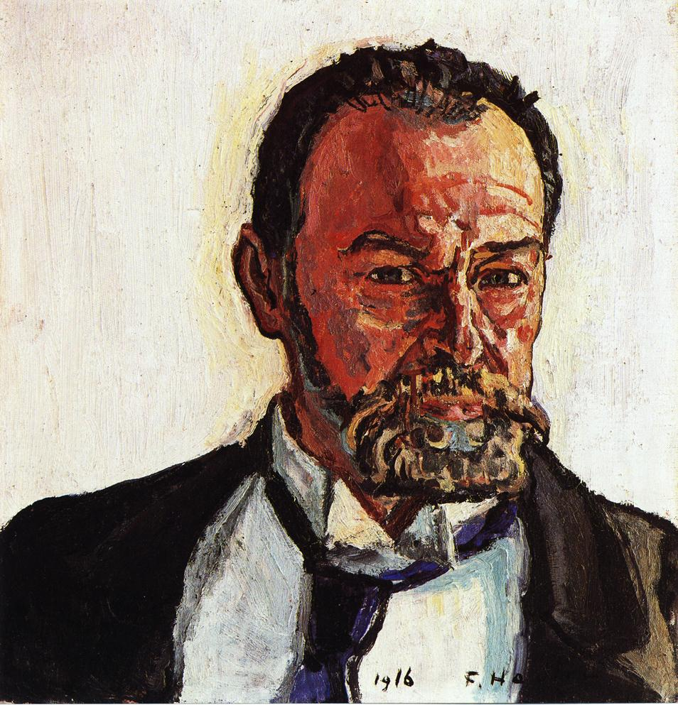 ferdinand_hodler_self_portrait