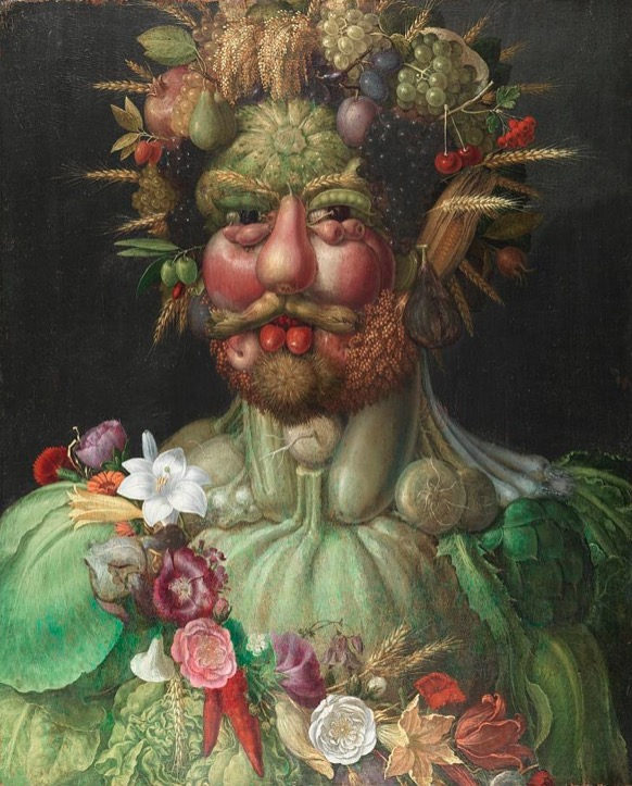 guisepe-arcimboldo-basket-of-fruit-and-the-four