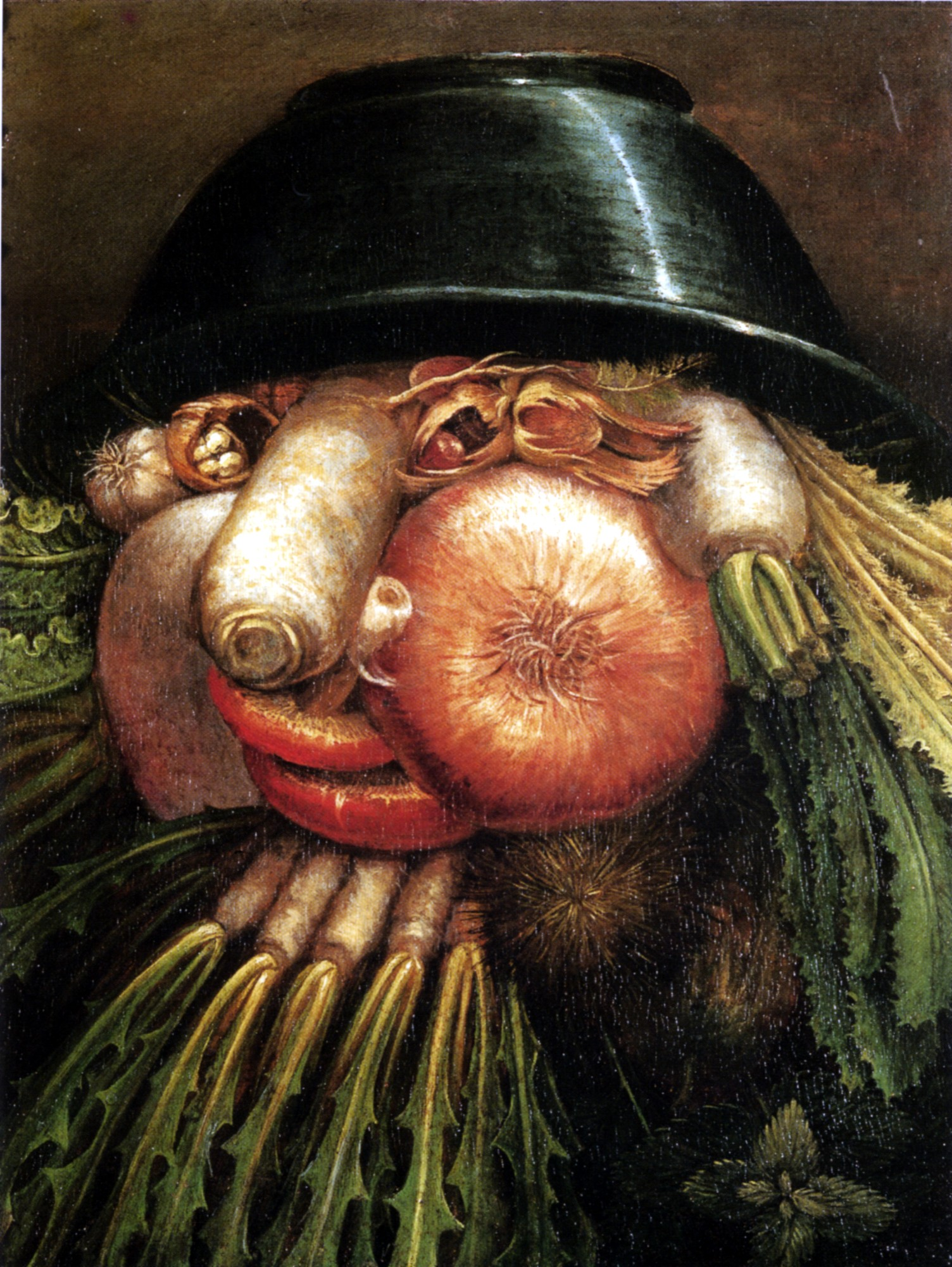 guiseppe-arcimboldo-painter-vegetable-head