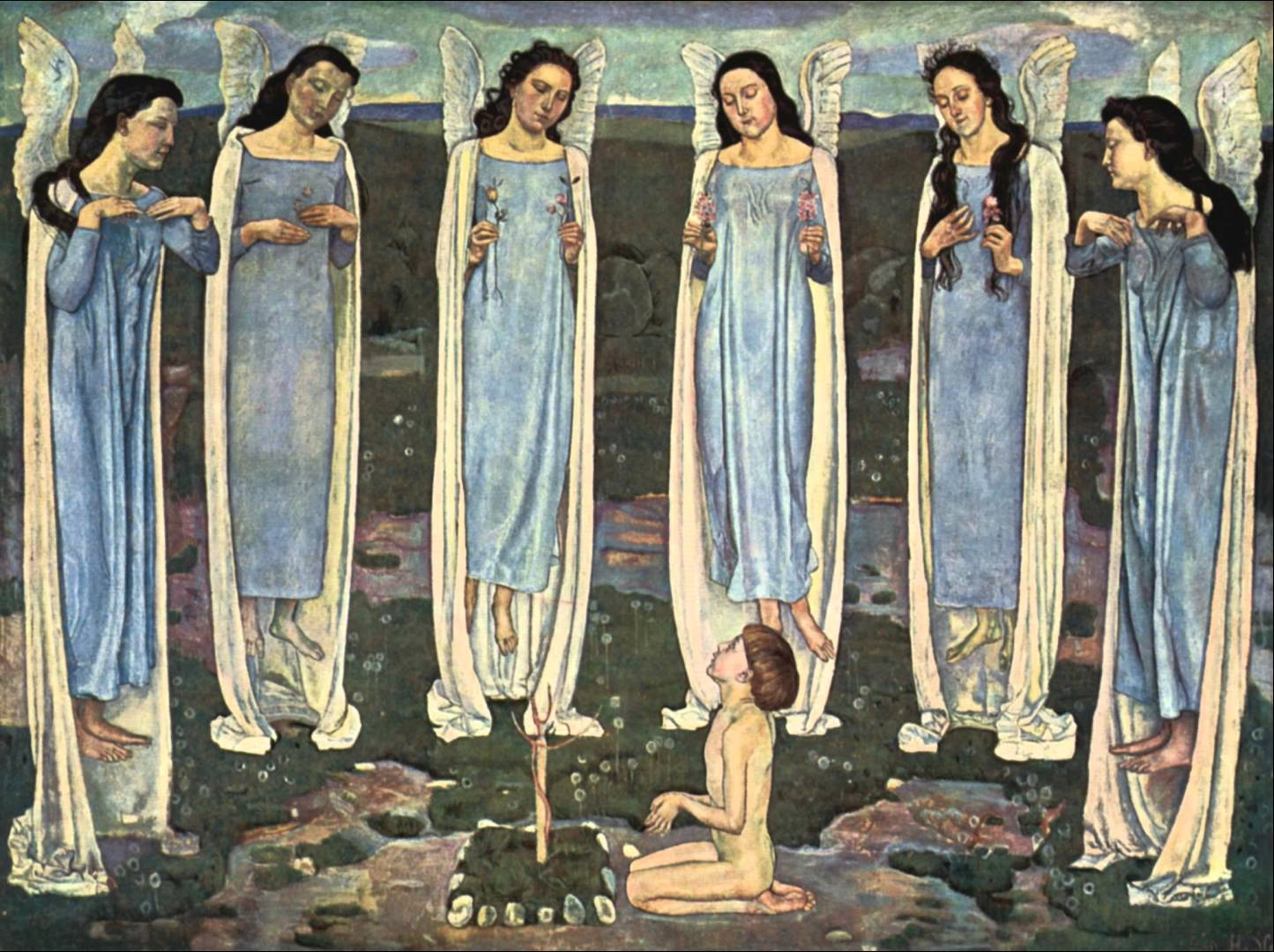 the-chosen-one-ferdinand-hodler