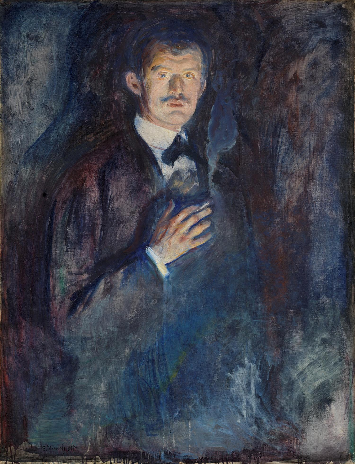 edvard-munch-self-portrait-1895