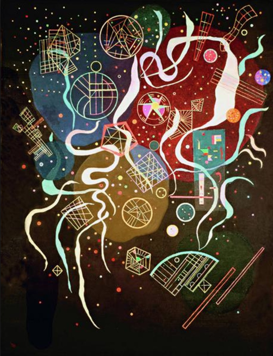 movement 1 wassily kandinsky