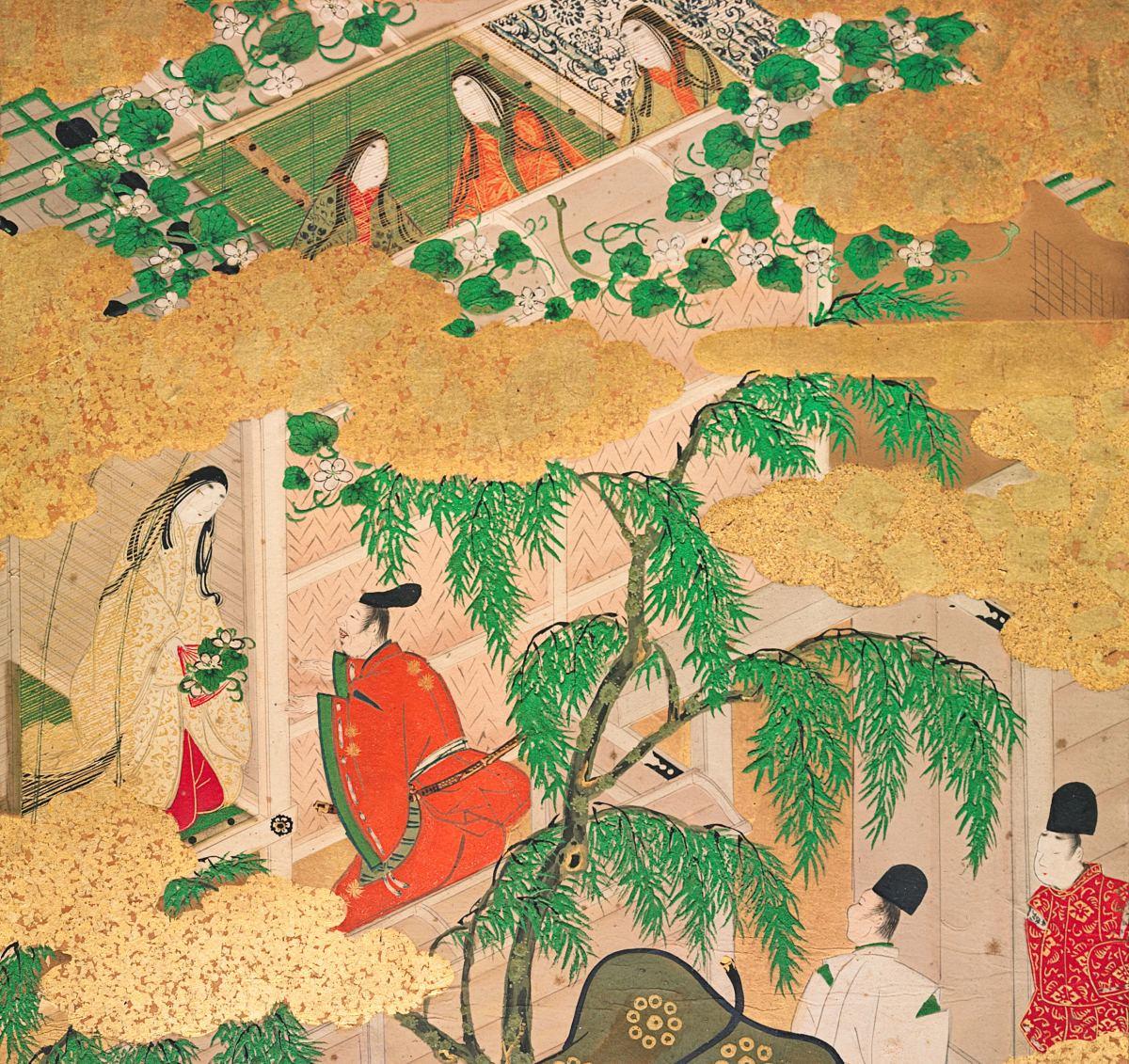 the-tale-of-genji-heian-japan