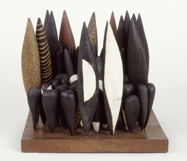 louise bourgeois sculptures