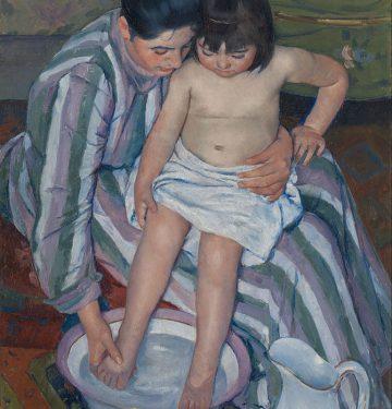 the childs bath