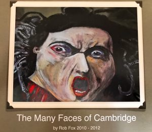 The Many Faces of Cambridge - caravaggio