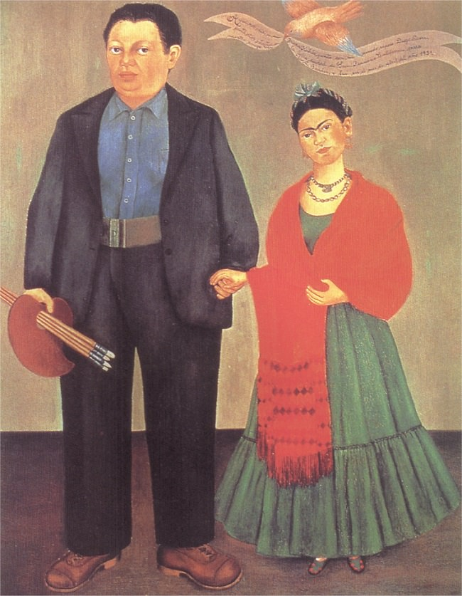 The Enigmatically Intense Lives Of Frida Kahlo