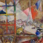 Lyrical Metaphora by Marc Chagall