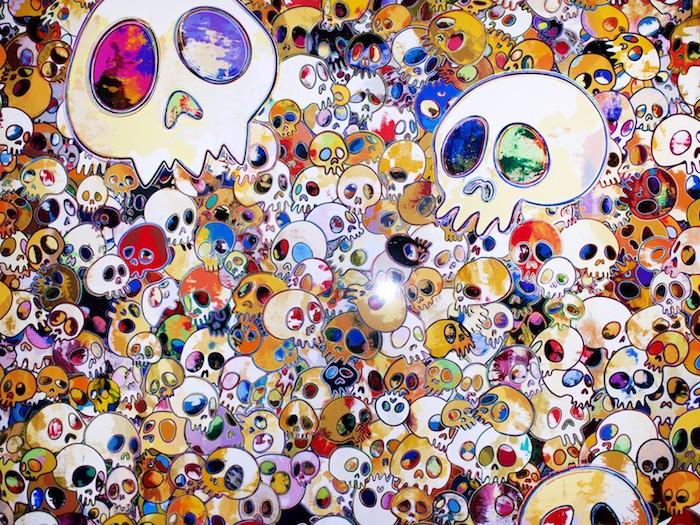 The Superflat Art Movement And Its Purposeful Absence Of Depth