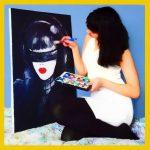 My Chat with Wolverhampton Artist Stephi Konstantinou