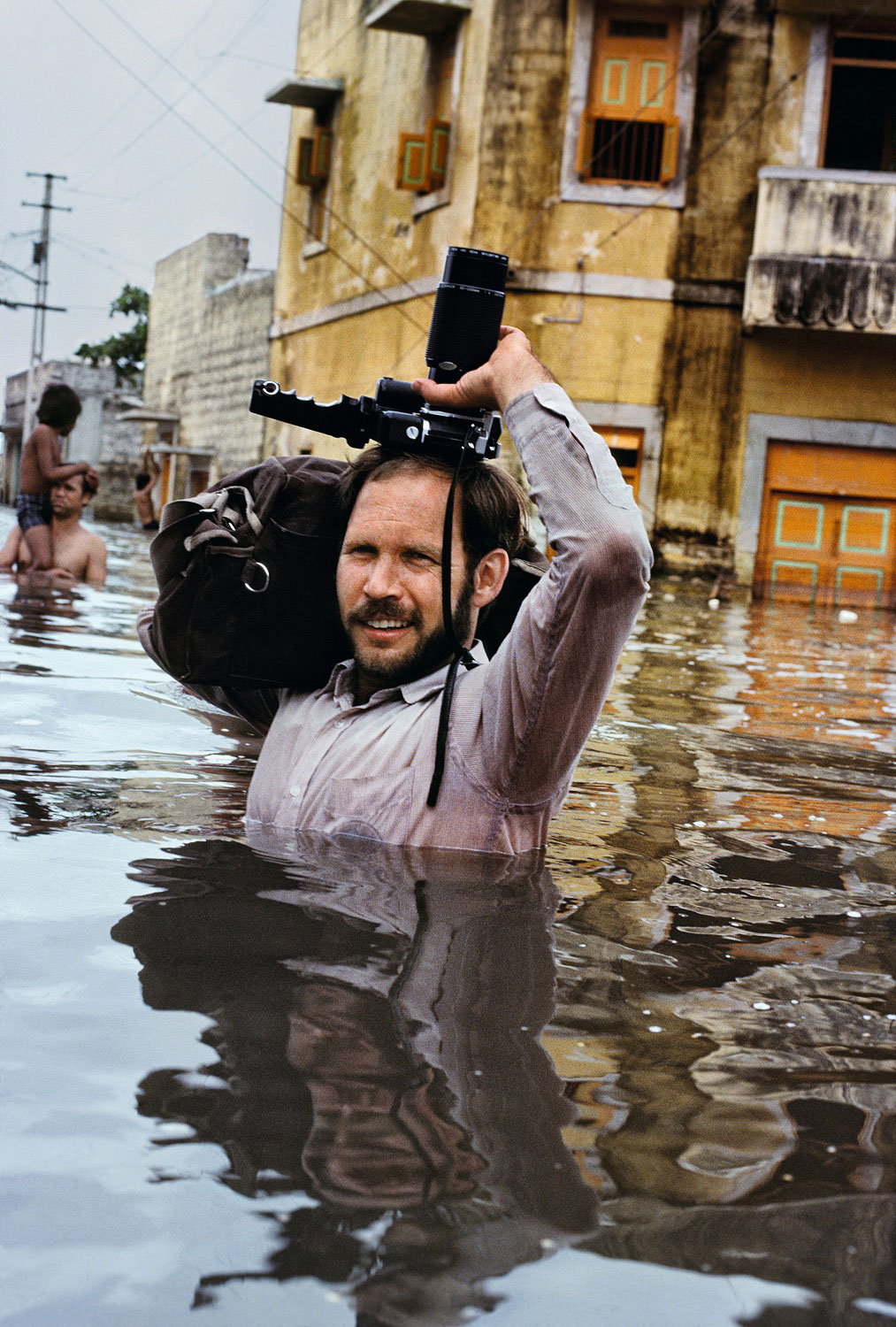 steve mccurry young