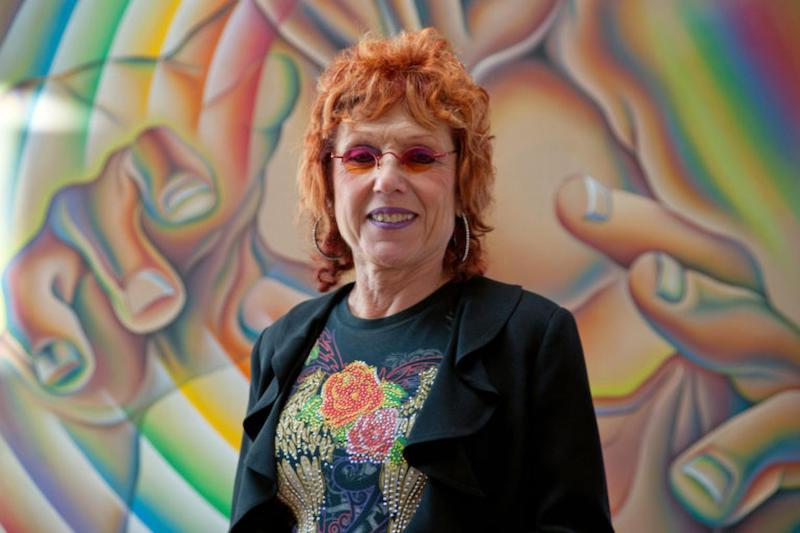 judy chicago art