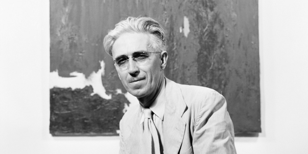 Clyfford Still photo