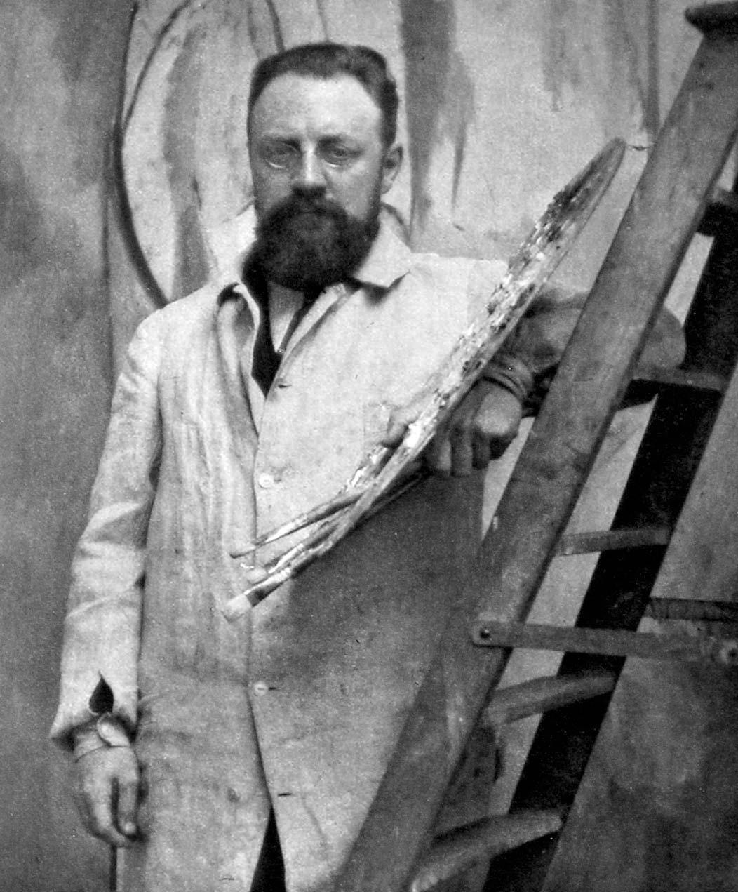 Henri-Matisse-photograph-Alvin-Langdon-Coburn-1913