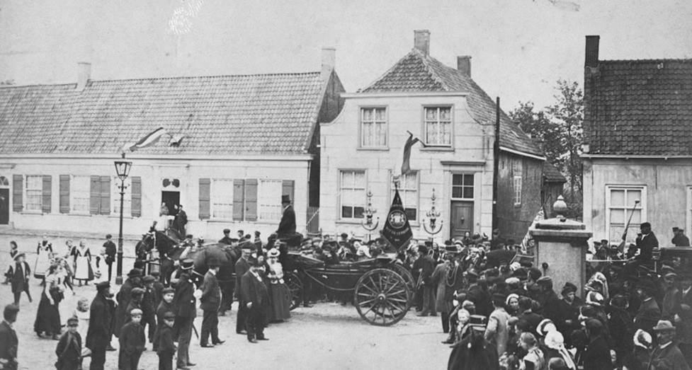 Van Gogh birthplace Zundert via Van Gogh Museum