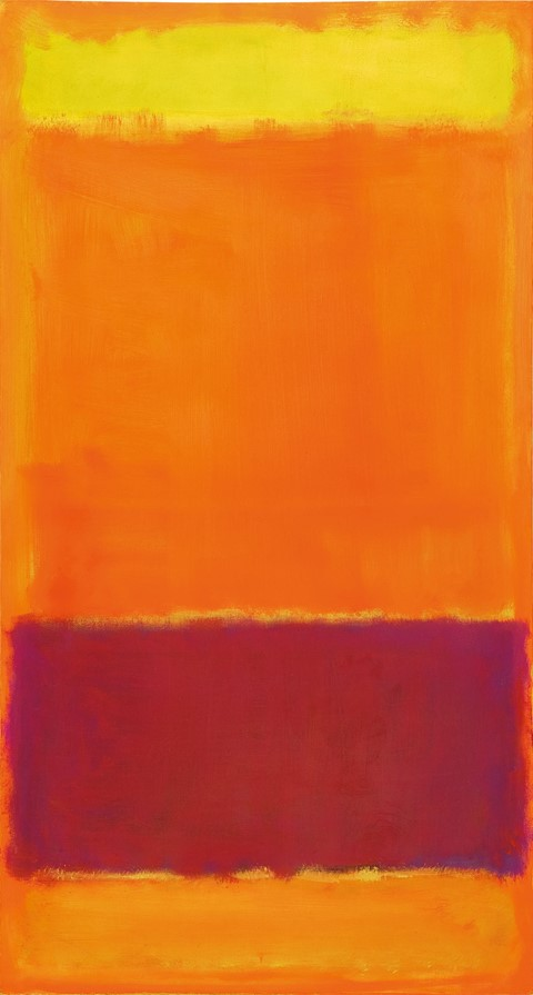 rothko color field