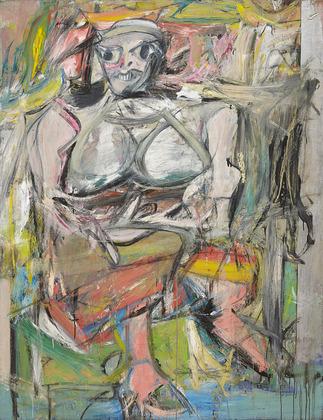 woman 1 willem dekooning