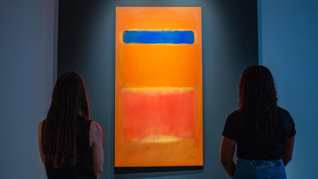mark rothko abstract painting