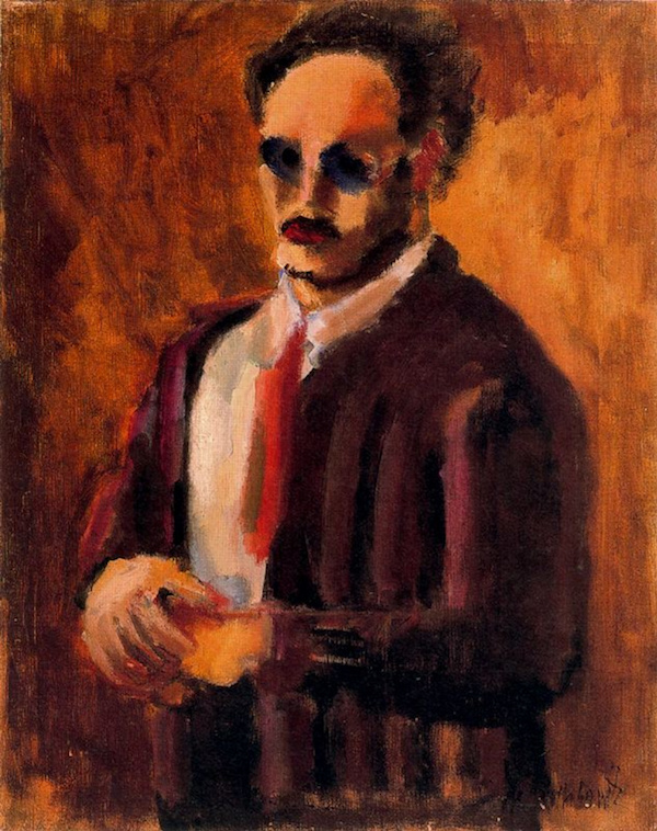 mark rothko self portrait
