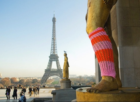yarnbomb-paris