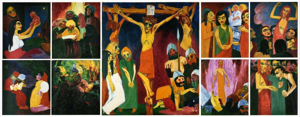 nolde life of christ