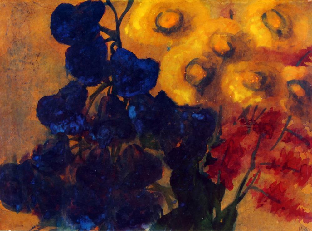 nolde flowers