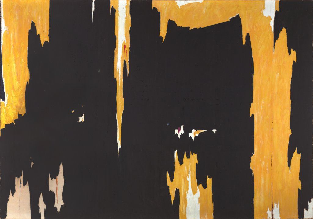 clyfford still collection
